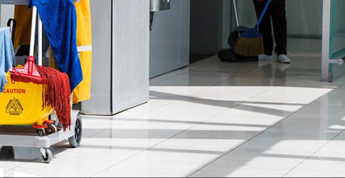Tous les services d'entretien ménager commercial pour un environnement de travail propre et sécuritaire en tout temps. Plan d'entretien gratuit!